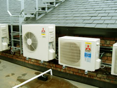 Air Conditioning Systems Newcastle Upon Tyne London VAV VRF Energy Efficiency Durham Teesside Middlesbrough