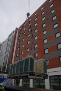 Hotel Air Conditioning Installation Belfast